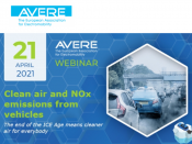 Clean air and NOx emissions from vehicles by AVERE