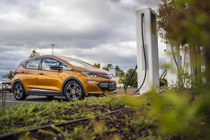 Electrified Community Carsharing