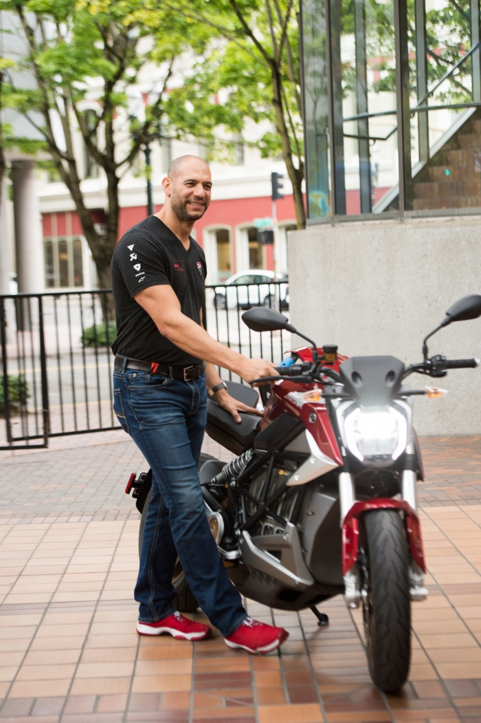 The EVening Commute:  Ride the Lightning - An Evening With Electric Motorcycles