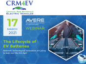 The Lifecycle of EV Batteries by AVERE