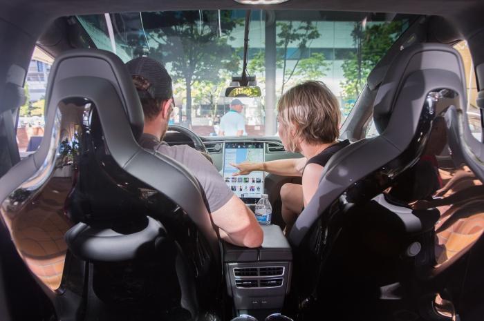 An EV Buyers' Journey