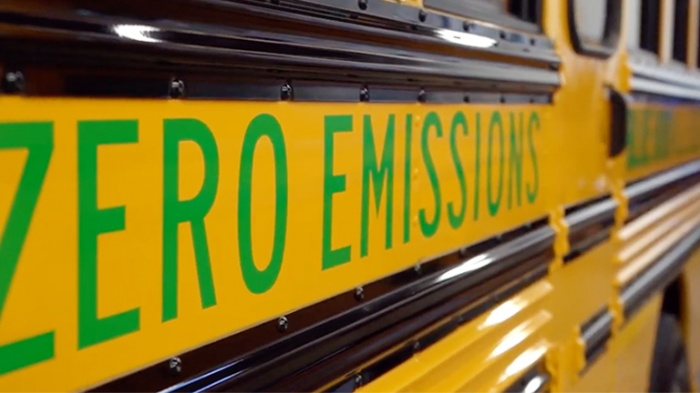 Electric Transportation for All: Electrifying School Buses