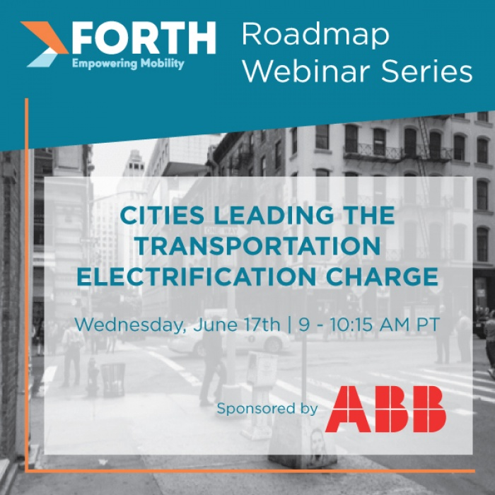 Cities Leading the Transportation Electrification Charge