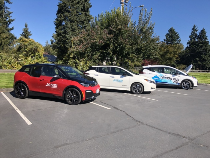 The EVening Commute: EVs Here to Help!
