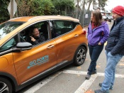 Increasing Consumer Awareness of Electric Vehicles