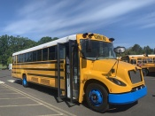 Centering Equity and Resilience in School Bus Electrification