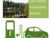 Electric Vehicles in Lake Oswego