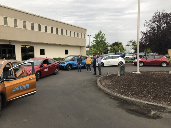 EV Cafeteria: The Basics of Driving Electric from A to Zero Emissions
