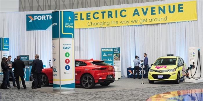 Electric Avenue @ Portland International Auto Show